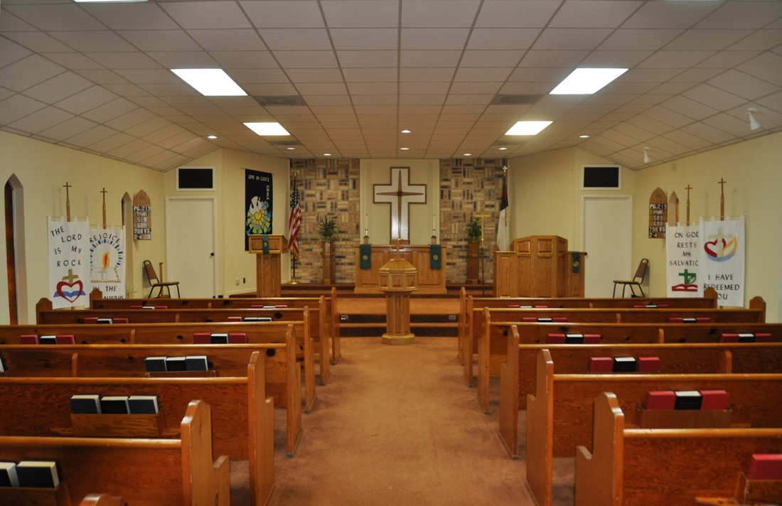 Victory in Christ Lutheran Church - Newark, Texas